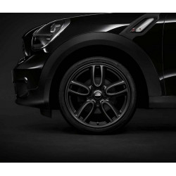 """19"""" JCW RAYONS DOUBLES R129, NOIR"""